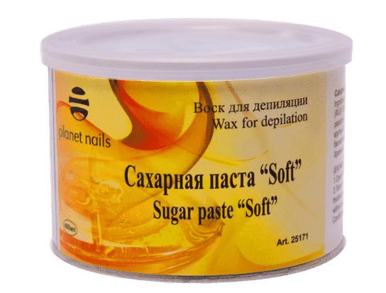 Planet Nails Сахарная паста Soft, 400 мл полироль для приборной панели atas plak amarena 400 мл