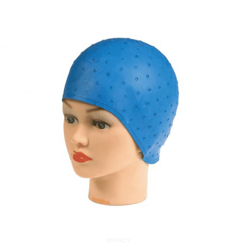 EuroStil Шапочка для мелирования синяя, Шапочка для мелирования синяя, 1 шт недорого