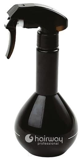 цены Hairway Распылитель для воды черный, 300 мл (япон.техн.) 15022