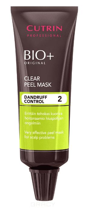 Cutrin Очищающая маска от перхоти BIO+ Clear Peel mask, 75 мл