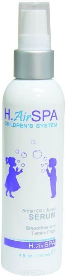 H.AirSPA Сыворотка детская разглаживающая на масле арганы, 118 мл