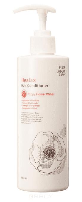 Flor de Man Восстанавливающий кондиционер для волос Гиалакс Healax Hair Conditioner, 410 мл