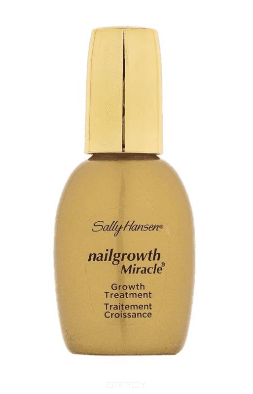 Sally Hansen Средство для активизации роста ногтей Nailgrowth Miracle Salon Strength Treatment Nailcare, 30072509000