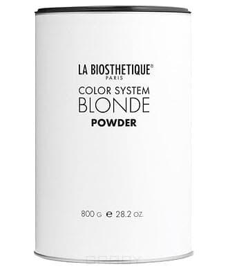 La Biosthetique Обесцвечивающая пудра для максимального и бережного осветления Blonde Powder Blonde, 800 г