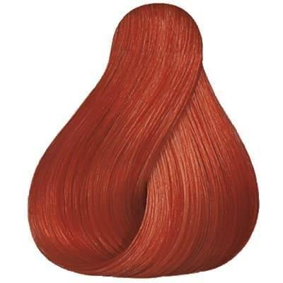 Wella, Стойкая крем-краска Koleston Perfect, 60 мл (116 оттенков) 77/43 красная энергия