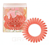 Invisibobble Резинка для волос ORIGINAL Sweet Clementine коралловый, 3 шт
