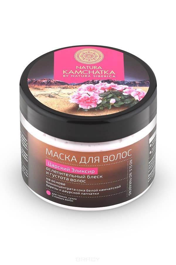 Natura Siberica Маска для волос Царский эликсир ослепительный блеск и густота волос Kamchatka, 300 мл
