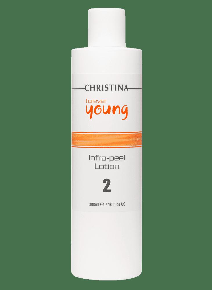 Christina Лосьон для подготовки к пилингу Forever Young Infra-Peel Lotion (шаг 2), 300 мл, Лосьон для подготовки к пилингу Forever Young Infra-Peel Lotion (шаг 2), 300 мл, 300 мл недорого