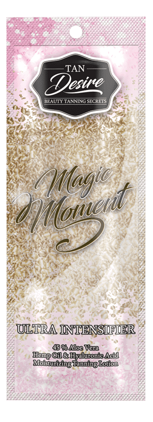 Tan Desire Лосьон для загара Magic Moment, 250 мл california tan крем для загара в солярии complexion optimizer step 2 30 мл