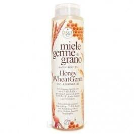 Nesti Dante,  Гель для душа и ванны С медом и зародыш.пшеницы, 300 мл