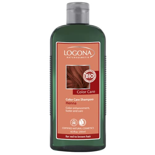 Logona Шампунь с Хной Color Care, 250 мл, Шампунь с Хной Color Care, 250 мл, 250 мл logona color care
