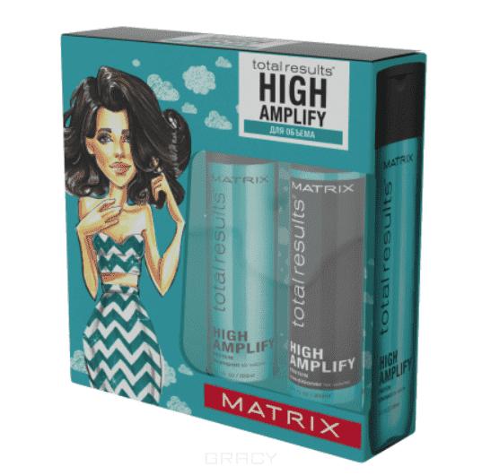 Matrix Набор Хай Амплифай Biolage, 300 +300 мл (-30% на шампунь и кондиционер) цена