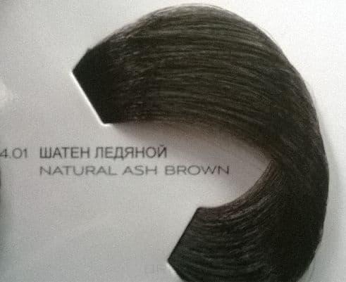 LOreal Professionnel, Краска для волос Dia Richesse, 50 мл (48 оттенков) 4.01 шатен ледяной