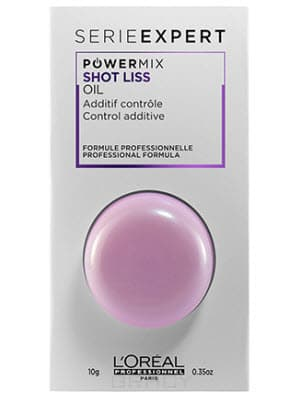 L'Oreal Professionnel Концентрат для добавления в смесь для разглаживания волос Liss Powermix, 150 мл l oreal professionnel tecni art messy cliche спрей для тонких волос 150 мл