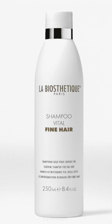 La Biosthetique Укрепляющий шампунь для тонких волос Methode Fine Shampoo Vital Fine Hair, 200 мл la biosthetique кондиционер маска для тонких волос creme fine hair 1 л