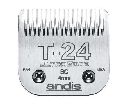 Andis Нож для машинок для стрижки животных 4 мм 64150 машинка oster cordless mini для стрижки животных