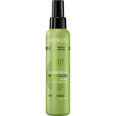 Redken ССС-Спрей для всех типов вьющихся волос Curvaceous CCC Spray, 250 мл