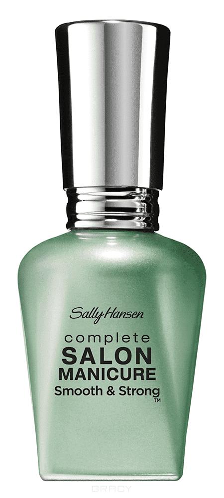 Sally Hansen - Покрытие базовое выравнивающее и укрепляющее Salon manicure Smooth  Strong Base Coat Nailcare