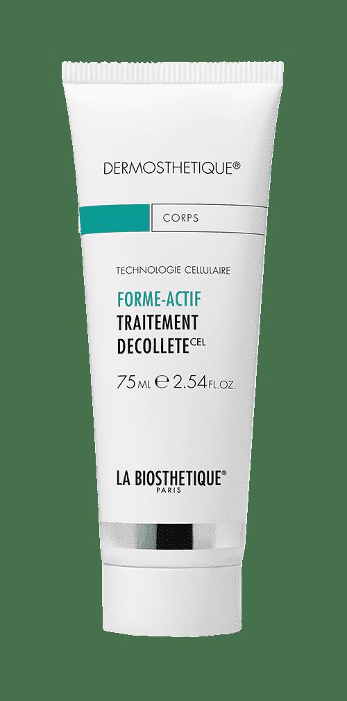 La Biosthetique Клеточно-активная укрепляющая и моделирующая эмульсия Dermosthetique Forme Actif Traitement Decollete, 75 мл