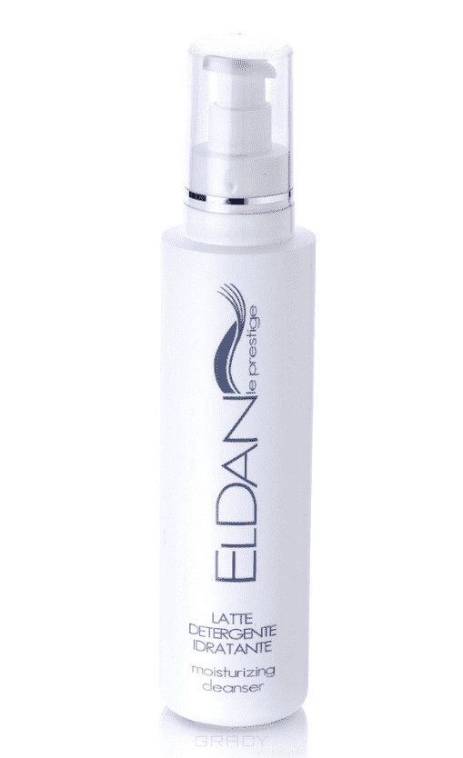 Eldan Очищающее увлажняющее молочко, 250 мл тоники blue beautifly увлажняющее очищающее средство