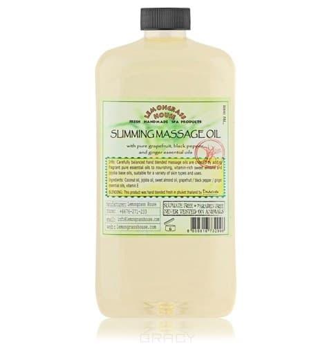 Aroma Spa, Массажное масло Для похудения, 1л