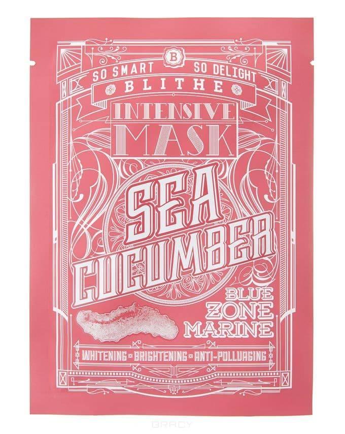 Купить со скидкой Blithe - Маска тканевая интенсивная обновляющая «Морской огурец» Intensive Mask Sea Cucmber, 25 г
