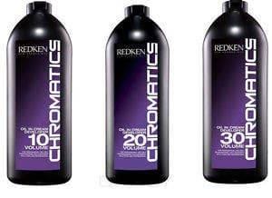 Redken Проявитель крем-масло Chromatics Oil in Cream Developer, 1 л (3, 6, 9%), Проявитель крем-масло Chromatics Oil in Cream Developer, 1 л (3, 6, 9%), 1 л, 30 vol (9%) молочко barex milk developer 9