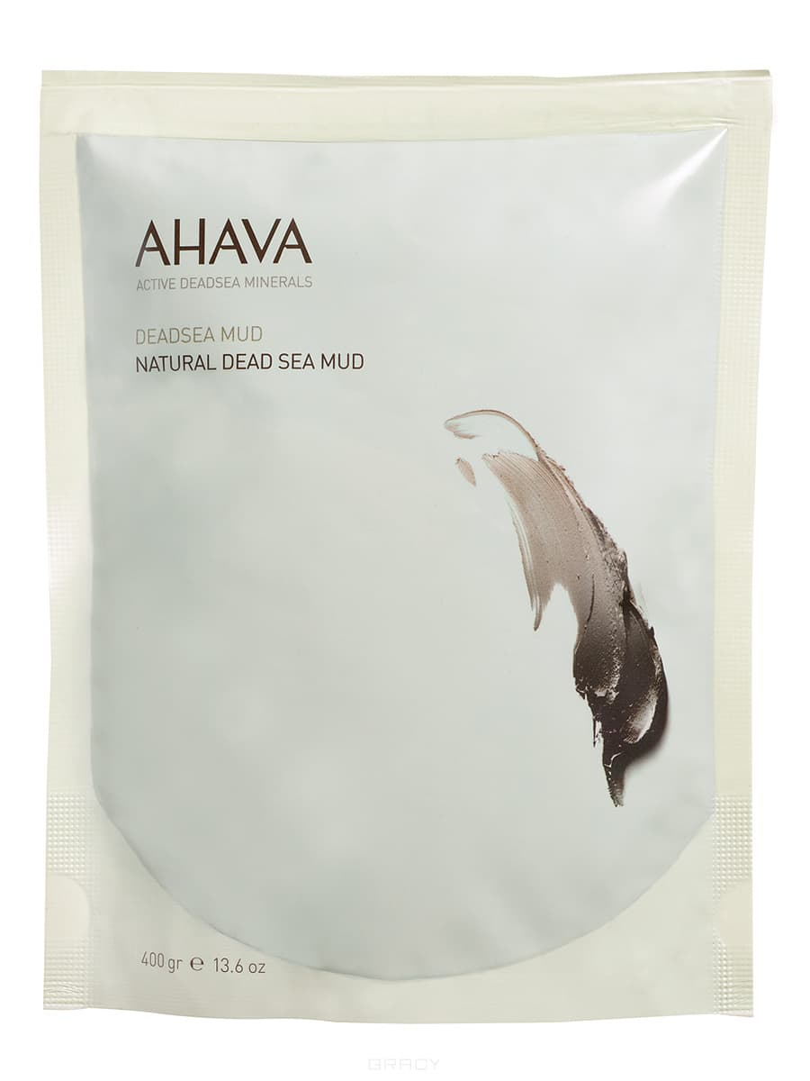 Ahava Натуральная грязь мертвого моря Deadsea Mud, 400 гр ahava deadsea mud м активный крем для рук dermud 100 мл