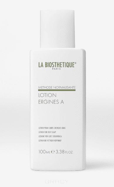 La Biosthetique Лосьон для жирной кожи головы Methode Normalisante Ergines A, 100 мл la biosthetique аромакомплекс methode normalisante нормализующий visarome dynamique n 30 мл