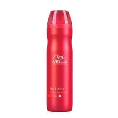 Wella, Шампунь для окрашенных нормальных и тонких волос, 250 мл
