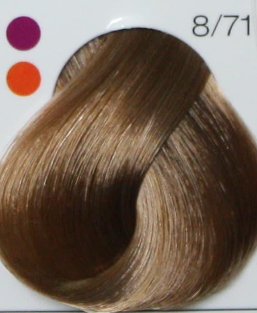 Londa, Интенсивное тонирование (42 оттенка), 60 мл LONDACOLOR интенсивное тонирование 8/71 светлый блонд коричнево-пепельный, 60 мл