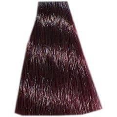 Hair Company, Hair Light Natural Crema Colorante Стойкая крем-краска, 100 мл (98 оттенков) 6.22 интенсивный искрящийся тёмно-русый
