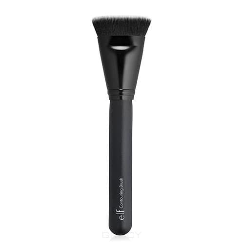 Elf Кисть контурная Studio Contouring Brush кисть для завершения макияжа ultimate blending brush 1 шт elf brush