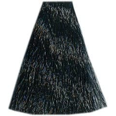 Hair Company, Hair Light Natural Crema Colorante Стойкая крем-краска, 100 мл (98 оттенков) 1.10 иссиня-чёрный