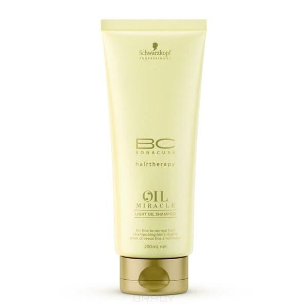 Schwarzkopf Professional Блеск FH Шампунь для тонких волос, 1 л schwarzkopf bc oil miracle brazilnut oil in shampoo шампунь с маслом бразильского ореха 1000 мл