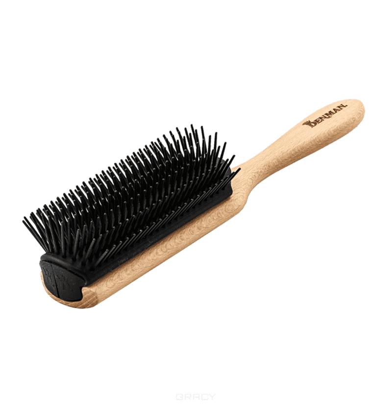 щетки для волос харизма Denman Щетка для волос 9 рядов D5SW