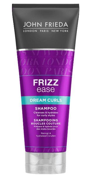 John Frieda, Шампунь для волнистых и вьющихся волос Frizz Ease Dream Curls, 250 мл