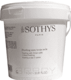 Sothys Скраб 3 соли Peeling With 3 Salts, 1 л
