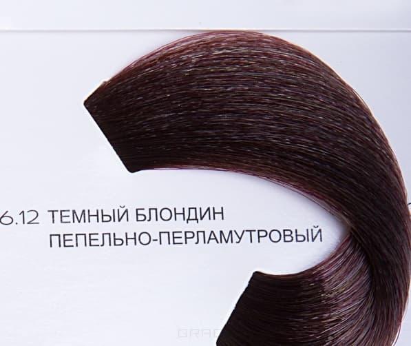 LOreal Professionnel, Краска для волос Dia Richesse, 50 мл (48 оттенков) 6.12 тёмный блондин пепельно-перламутровый