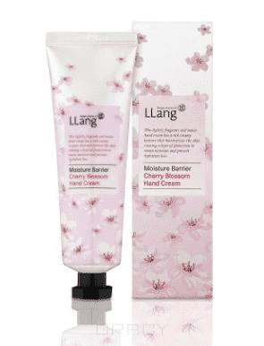 Купить LLang - Увлажняющий крем для рук с экстрактом цветов вишни Moisture Barrier Cherry Blossom Hand Cream, 50 мл