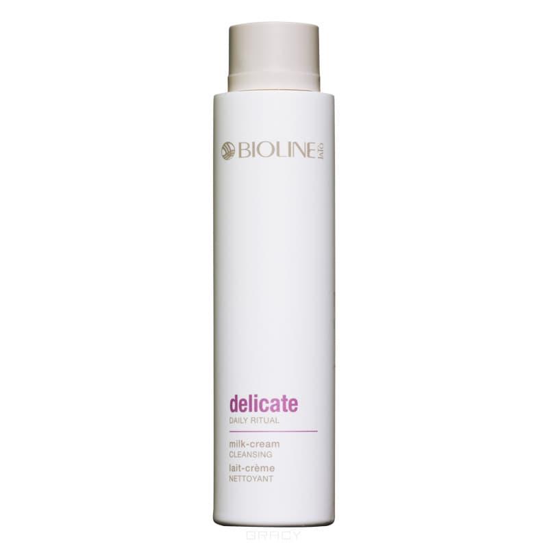 Bioline Смягчающее молочко для очищения Daily Ritual, 200 мл bioline jato delicate daily ritual лосьон смягчающий освежающий 200 мл