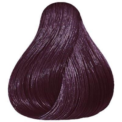 Wella, Краска для волос Color Touch, 60 мл (50 оттенков) 3/66 аметистовый ночь