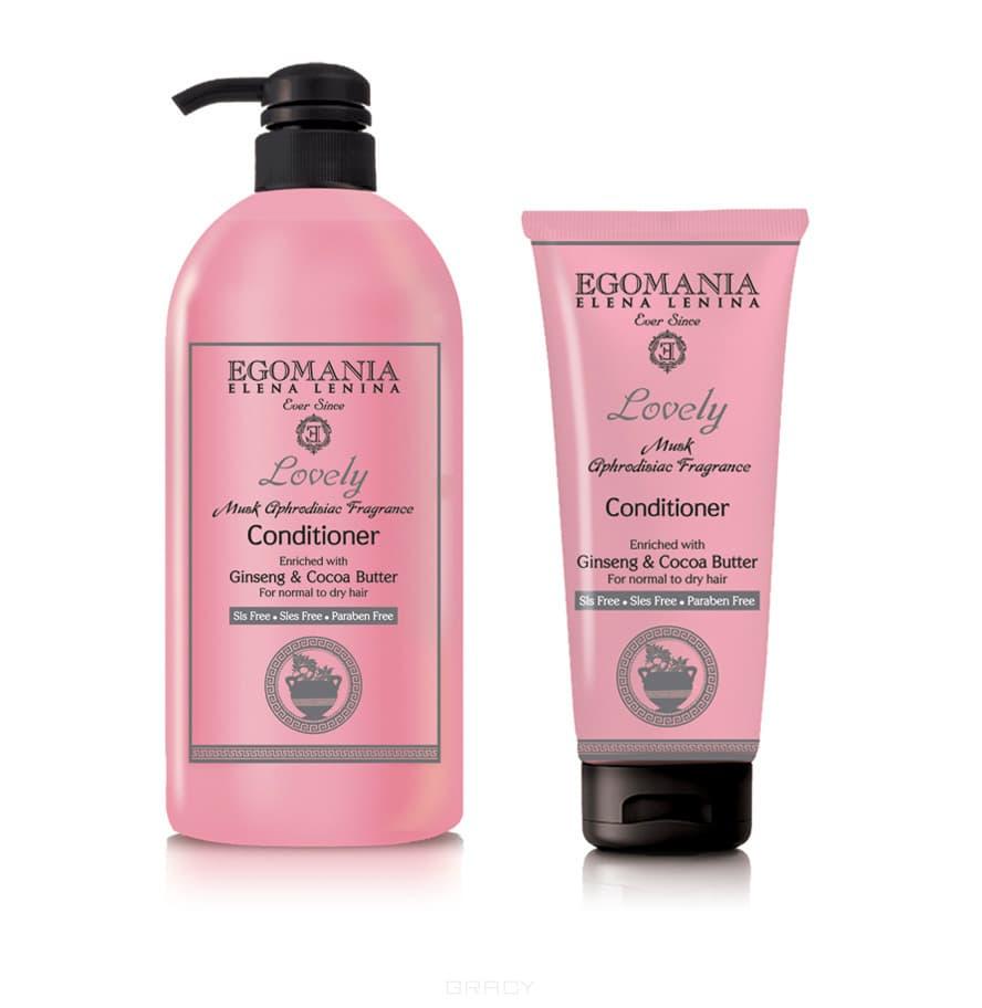 Egomania Кондиционер с женьшенем и маслом какао для нормальных и сухих волос