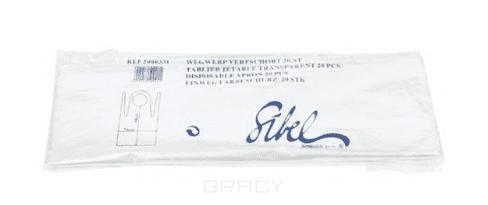 Sibel Пеньюар одноразовый 82х88 см, 20 шт пеньюары balancelle пеньюар