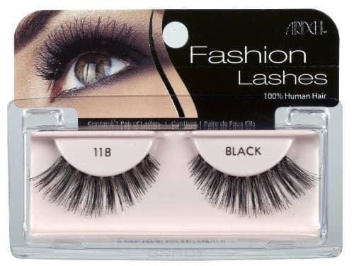 Ardell Накладные ресницы Fashion Lashes 118 avr sx460 5 pieces sx460 free shipping