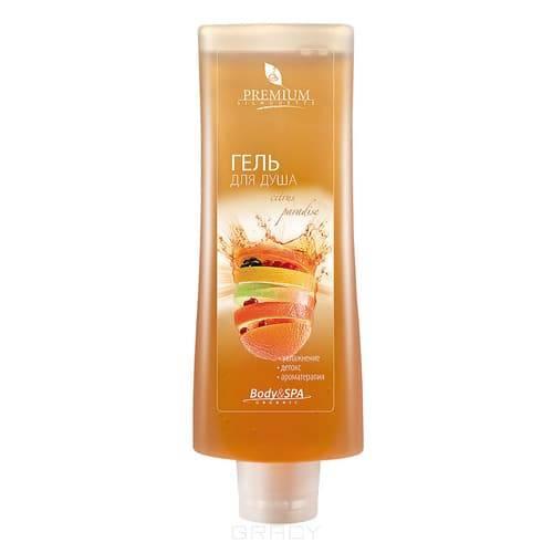 Premium Гель для душа Citrus paradise, 200 мл