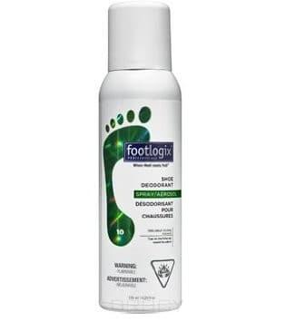 Footlogix Дезодорант для обуви Shoe Deodorant, 125 мл