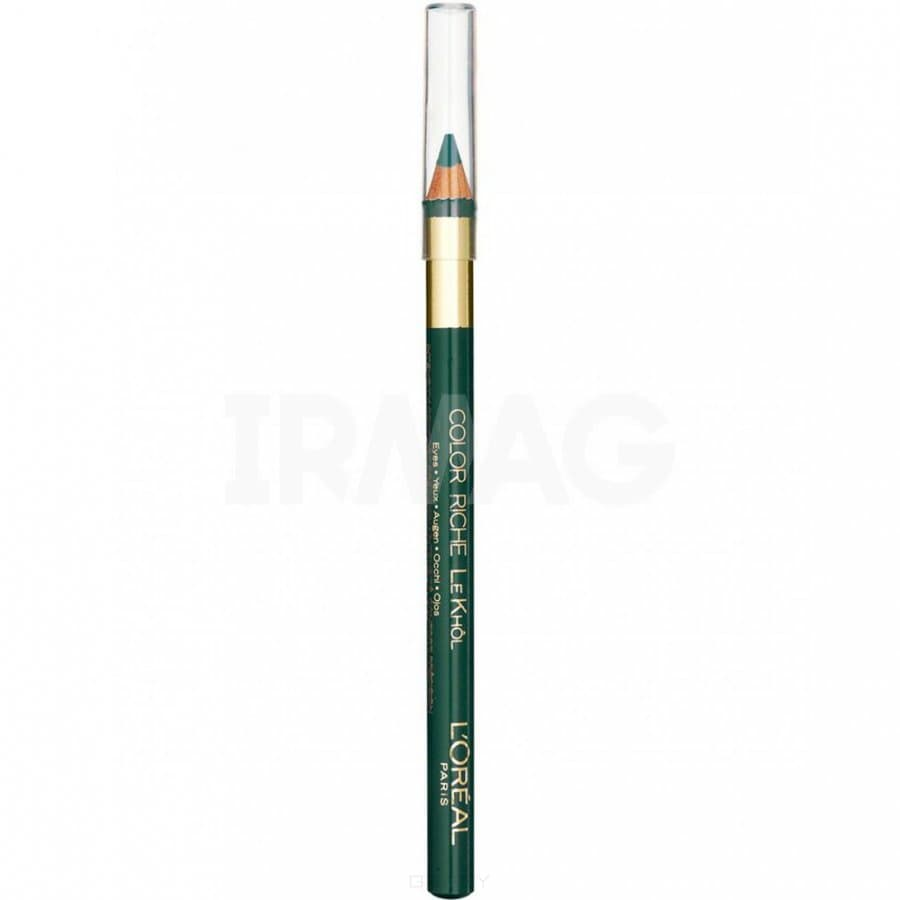 LOreal, Карандаш для глаз Color Riche (12 оттенков), 4 гр. 116 Темный лес