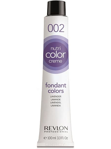 Revlon, Крем-краска 3 в 1 Nutri Color Creme, (29 оттенков) 002 Лаванда