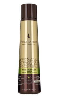 Macadamia Natural Oil Шампунь питательный для нормальных и сухих волос Nourishing Moisture Shampoo macadamia natural oil расческа для распутывания волос розовая